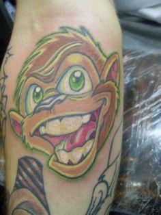 Crazy Monkeys Tattoos : crazy, monkeys, tattoos, Crazy, Monkey, Tattoo, Ideas, Tattoos,, Monkey,, Tattoos