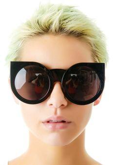 black owl glasses