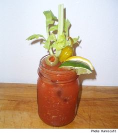 Bloody Mary on a Sunday
