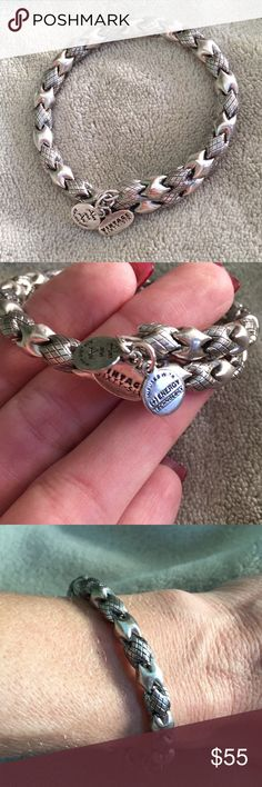 Alex and Ani Wrap Bracelet Wrap Bracelet in excellent condition! Looks brand new! From the Vintage 66 collection. Alex and Ani Jewelry Bracelets