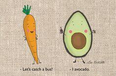 'I avocado'