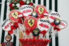 Chá de Bebê Para Gêmeos - Chanel & Ferrari ~ Senhora Inspiração!