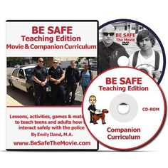 Be Safe, the Curriculum (DVD + CD Curriculum)