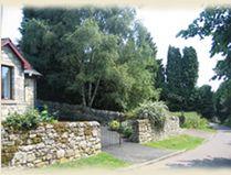 self catering holiday cottage accommodation, rothbury, northumberland.