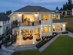 Enormous Open Spaces - 69598AM | Northwest, Traditional, Luxury, Photo Gallery, Premium Collection, 1st Floor Master Suite, Butler Walk-in Pantry, CAD Available, Den-Office-Library-Study, Media-Game-Home Theater, PDF | Architectural Designs