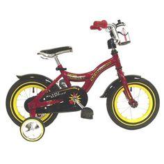 """Amazon.com: Schwinn 12"""" Boys Bottle Rocket 1.2 Bike"""