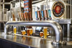 Where We're Dining: Urban Chestnut Grove Brewery #stl #dining #brewery #beer