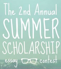 {‪#‎ad‬} @CollegePlus is holding the 2nd annual Summer Scholarship essay contest! Just for submitting an essay, qualifying students will automatically receive a $350 scholarship toward @CollegePlus tuition. They'll also be eligible* for all the scholarship prizes - from full-ride college scholarships to iPads!* Here are all the details -->
