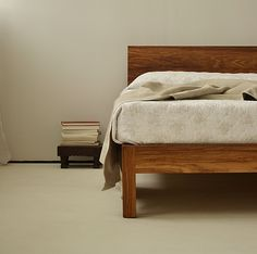The Sahara solid wood bed from www.naturalbedcompany.co.uk  pin!