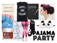 """Pajama Party"" by carenza-spence on Polyvore"