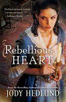 Rebellious Heart by Jody Hedlund - great historical fiction set in pre-Revolutionary War Massachusetts 5 stars