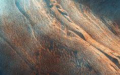 Chasma Boreale Scarps