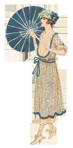 Delineator 1917