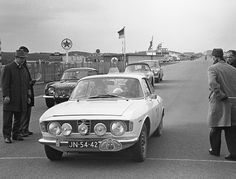 Alfa Romeo Giulia Sprint Veloce (JN-54-42), Zandvoort 1964 | Flickr - Photo Sharing!