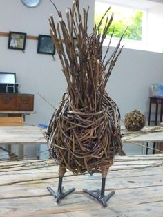 Making Willow Birds at ArtisOn | Flickr - Photo Sharing!