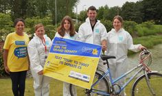 Le Parc Spoketacular Photos - Taken by Marie Curie Cancer Care