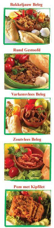 Lufo.nl - Surinaams eten binnen handbereik