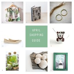 April Shopping Guide
