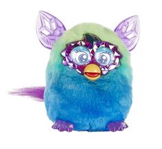 Furby Boom Cristal Série Ombre (Vert / Bleu) Furby Boom Crystal Series Ombre (Green/ Blue)
