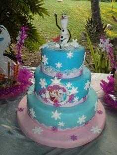 Frozen cake's