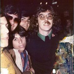 Charly. 1979 #charlygarcia #charliegarcia #laplata #asociacioncoronelbrandsen #serugiran Iconic Photos, Keith Richards, Good Vibes, Rock And Roll, Divas, Bands, Mac, Punk, Couple Photos