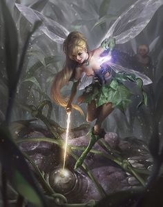 Tinkerbell - Advanced by OXAN (Legend of Cryptids)
