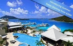 BVI Resort Scrub Island Pool-(Best Secret Islands On Earth)
