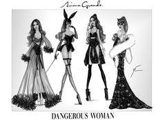 Dangerous Woman Collection by Yigit Ozcakmak