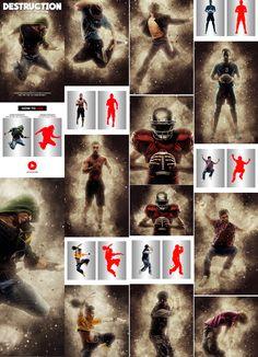 Destruction Photoshop Action - Explosion Effect  Download here: https://graphicriver.net/item/destruction-photoshop-action-explosion-effect/19340549?ref=KlitVogli
