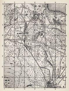 Japanese WW ll Map