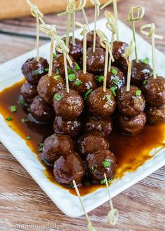 Spicy Tamarind Meatballs + Giveaway - Mommyhood's Diary