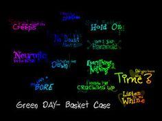 Green Day Basket Case by ~Griffin-Kasia on deviantART