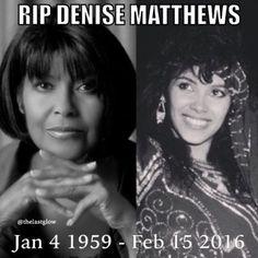 Video Tribute in memory of Denise Matthews aka Vanity. Vanity Singer, Vanity 6, Apollonia Kotero, Prince Girl, Denise Matthews, Family Nurse Practitioner, Sheila E, Women Lawyer, Gone Girl