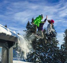 Powerpuff girls #norway #hafjell