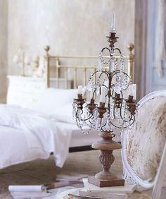 Petit Trianon candelabra