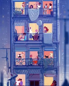 Pascal Campion, Another day, another story.