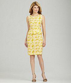 ea87cf41273 Perfect dress for OPA  ) Antonio Melani Mischka Floral Peplum Dress.  Antonio MelaniPeplum DressContemporary FashionWedding WearSpring ...