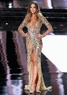 Top 5 vestidos do Miss Universo 2015