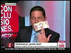 Ultimas noticias de VENEZUELA, CIERRE DE FRONTERAS, INCAUTACION BILLETES...