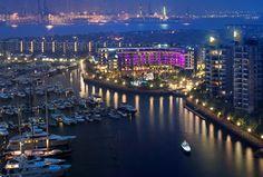 khách sạn công nghệ 5 SAO Singapore