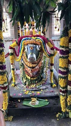 Nandi Wine Wallpaper, Lord Shiva Statue, Padi Kolam, Lord Shiva Family, Lord Shiva Painting, Om Namah Shivaya, Tantra, Gods And Goddesses, Ganesha