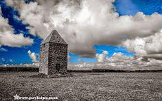 Napoleonic lookout, Soar near Salcombe Devon by @GaryHolpin