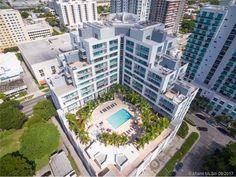 350 NE 24th Street, Penthouse 3, Edgewater, Miami, FL. 33137 - Exterior
