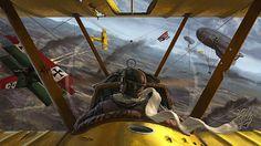 Wings - Dogfights 2 by Lucas Parolin de Souza on DeviantArt