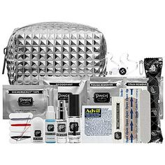 Pinch Provisions Minimergency Kit For Her in Metallic Silver