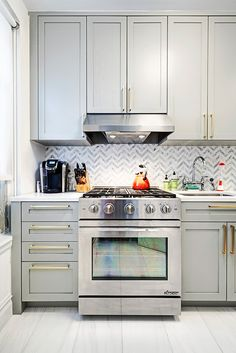 Holly and Christian's Kitchen and Bath Renovation – Sweeten in Greenwich Village!