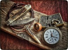 """""""Today's choice..."""" Have a nice week & check out Cpt. Knife Photography on…"""