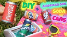 How to Make American Girl Doll Soda Pop