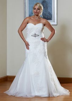 Stunning wedding dress by Romantica of Devon available at Wedding ...
