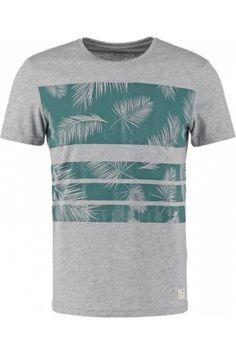 Hombre Camisetas - Pier One Camiseta print grey melange